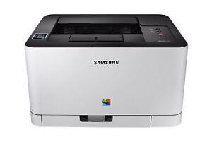 Samsung Xpress C430W Wireless Laser Printer (SL-C430W/XAA)