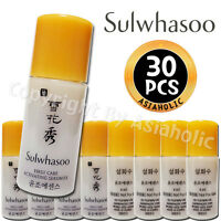 Sulwhasoo First Care Activating Serum EX 4ml x 30pcs (120ml) Sample Newist Ver
