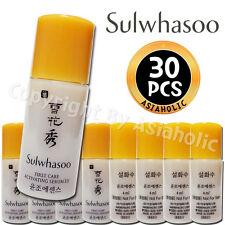 Sulwhasoo First Care Activating Serum EX 4ml x 30pcs (120ml) Sample Newist Ver