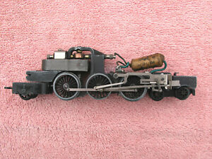 HORNBY DUBLO: MOTORISED CHASSIS - CLASS A4 LOCO - HORSESHOE MAGNET - NON-RUNNER