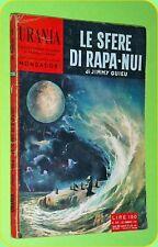 URANIA N. 250 LE SFERE DI RAPA-NUI - JMMY GUIEU - ED MONDADORI 1961