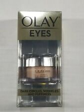 NEW!! Olay Eyes ULTIMATE EYE CREAM Dark Circles,Wrinkles,Puffiness .4oz (5037)