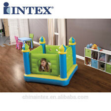 Intex Kids Inflatable Castle Bouncer Trampoline Jumping Playground Toys