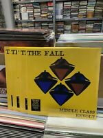 The Fall LP Middle Class Revolt Versiegelt 2021 Clear Vinyl