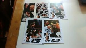 MIKE TENAY 5 CARD LOT TNA