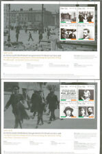 Ireland-Easter Rising set of 4 min sheets fine used cto-2016-military