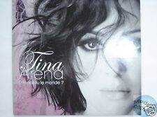 TINA ARENA ENTENDS TU LE MONDE ? CD SINGLE