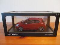 ( GO ) 1:18 Norev Peugeot 208 GTI NEUF / EMBALLAGE D'ORIGINE