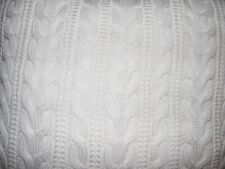 Ralph Lauren Davies Decorative White Pillow
