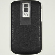 NUOVO Originale BlackBerry Batteria Porta Posteriore Cover Nero per Blackberry 9000
