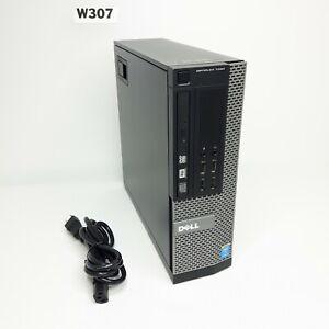 DELL OptiPlex 7020 SFF i5-4590 3.30GHz 8GB 250GB DVDRW WIN 10 PRO W307