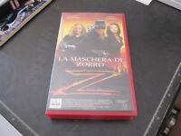 VHS Film Die Maske Von Zorro 1999 Columbia No DVD