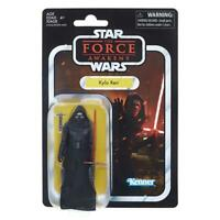 "STAR WARS FORCE AWAKENS KYLO REN VINTAGE KENNER 3.75"" ACTION FIGURE"