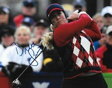 Brittany Lincicome LPGA signed USA Solheim Cup 8x10 photo autographed