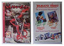 Man-ga! 2 Voci e anime dal Sol Levante, Yamato Video rivista Marvel Planet Manga