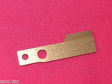 Coltello inferiore fondo Lama per Pfaff cuciture Overlock/TAGLIA-CUCI 783,784,