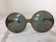 Vintage Cool Ray 220 Polaroid Sunglasses Social Eyes Steampunk