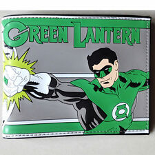Oficial Dc Comics-Green Lantern-Billetera Plegable