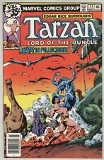 Tarzan: Lord of the Jungle #22 March 1979 VF War in Pellucidar
