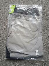 mens madison cycling padded shorts grey XL