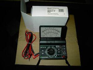 Gossen Metrawatt Klappmultimeter analog METRAport 3A M113A
