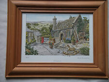 """Framed Print """"Dovetails"""" by Rob Roberts – Ref 1371"""