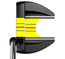 ODYSSEY V-Line FANG PUTTER TRIPLE TRACK DECALS ***YELLOW***