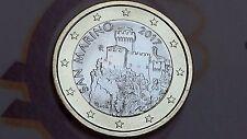 1 euro 2017 fdc San Marino saint marin NUOVA EFFIGE Сан - Марино
