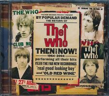 The Who Then and Now The Best Of  CD NEW 1964 - 2004 My Generation