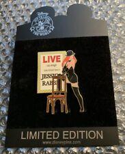 Disney Auctions - Labor Day 2006 (Jessica Rabbit Cabaret Singer) Le/100 Pin Moc