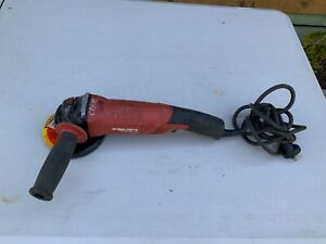 Hilti DEG 125-D Angle Grinder; 125mm; 1400w; Smart Power; Kwik Lock Bolt