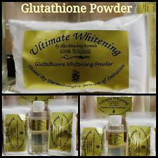 🆕 Ultimate Whitening Glutathione Powder Mix