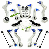 Front Rear Control Arms Wishbone Suspension Kit for BMW E60 E61E63 E64 2003-2010