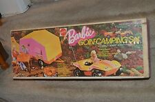 BARBIE GOING CAMPING SET