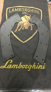 LAMBORGHINI MURCIELAGO LP640 FRONT BUMPER SKID PLATES BOTTOM LIP PROTECTOR