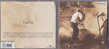 CD TARMAC (GAETAN ROUSSEL) L'ATELIER 14T DE 2001  TBE