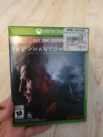 Metal Gear Solid The Phantom Pain For Xbox One