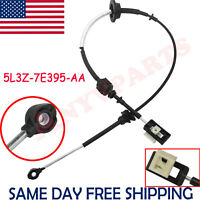 Automatic Transmission Shift Cable For Ford F-150 Lincoln Mark 4R70W 5L3Z7E395AA