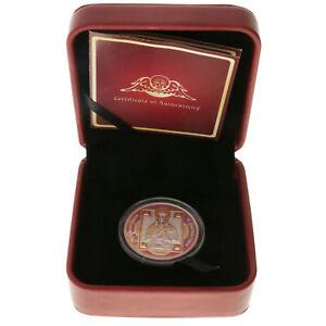 Niue - Silver 10 Dollars Coin - 'Saint Olga' - 2012 - Proof