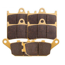 Motorcycle Front Rear Brake Pads for Yamaha FZ6 Fazer S2 YZF R1 R6 FZ1 FZ8 Naked