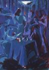 Allen Jones Black Light From Para Adultos 1985 Lithograph Print LE 75 Rare