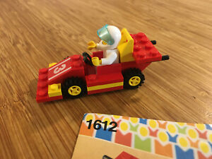 Lego City Town Set 1612 Victory Racer (1988).