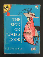 The Sign On Rosie's Door, By Maurice Sendak, P/B