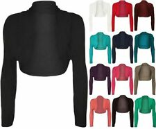 Viscose Bolero, Shrug Machine Washable Coats & Jackets for Women