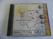 DIMO TCHAMOUROFF CORPORATE ENERGY BRUTON MUSIC RARE LIBRARY SOUNDS MUSIC CD