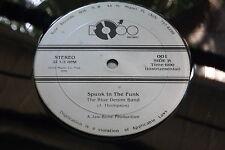 """12"""" Hear Rare Miami Disco Funk Soul:The Blue Denim Band ~ Spunk In The Funk"""
