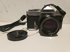 Konica Autoreflex T3 35mm SLR with Hexanon AR 50mm f/1.4 Lens