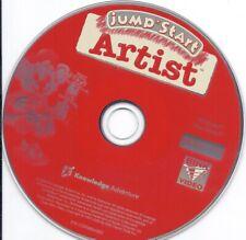 Jumpstart Artist: Imagine, Create, Learn: Cd (fun early learning kids Ages 5-8)