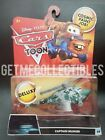 DISNEY PIXAR CARS CAPTAIN MUNIER UNIDENTIFIED FLYING MATER DELUXE TOON SAVE 6%