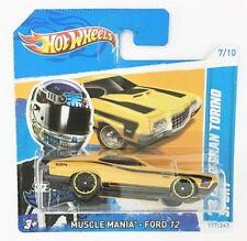 Articoli di modellismo statico Mattel ford , Scala 1:64